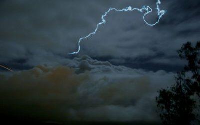Einen Blitz erzeugen