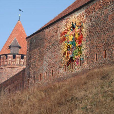 Vanishing Point: Mit dem Fluchtpunkt Filter ein Graffiti auf eine Wand zaubern